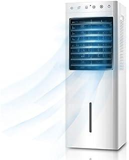 Tutu Ventilador de Aire Acondicionado portátil 4 en 1 |Enfriador evaporativo |Calefacción |Generador de Iones Negativos,extraíble,el Verano es Aire Acondicionado,el Invierno es calefacción Sat