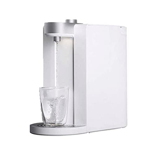 Z-Color Mini dispensador de Agua Caliente Kettle instantáneo/Dispensador de Agua portátil Blanco 1.8L Temperatura Variable  Agua de ebullición rápida  2200W  Easy pood Machine