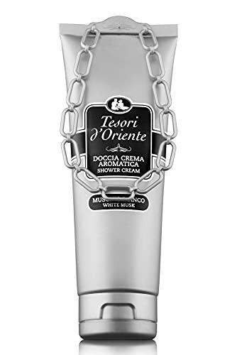 Tesori d Oriente Doccia Crema Muschio Bianco, 500ml