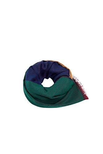 ESPRIT oversized sjaal met grafisch patroon