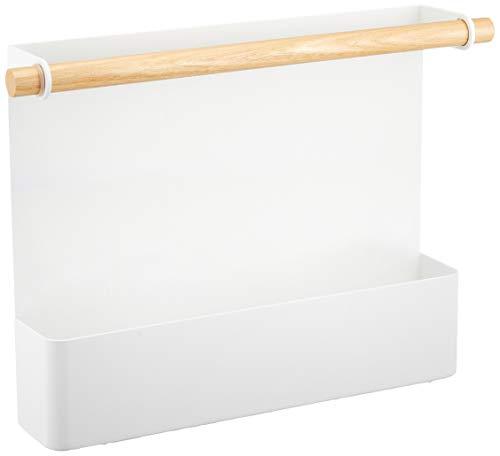 YAMAZAKI home Book Rack, White