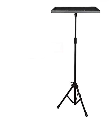 MOIZ Projector Stand for Projector Screen Adjustable Stand Height 4-6 Feet (Maximum Load Capacity 50 KG)