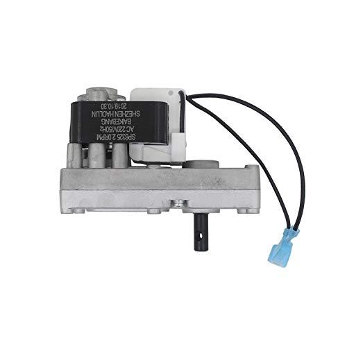 Förderschnecke pellets motor getriebemotor 230v 2 rpm 3 rpm pelletmotor schneckenmotor für pelletofen (2 RPM)