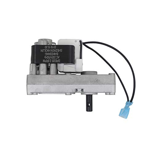 Vijzelmotor 230v motorreductor voor schroeftransporteur pelletkachel pellet toevoer Moter augermotor 2/3 rpm (2 RPM)