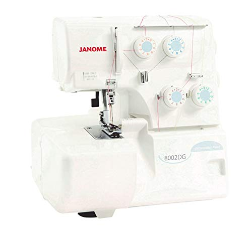 Janome 8002DG Overl