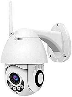 WIFI Camera Outdoor Full HD 1080P WiFi IP Camera Wireless Wired PTZ Speed Dome CCTV Security Camera App ICSee Home Surveil...