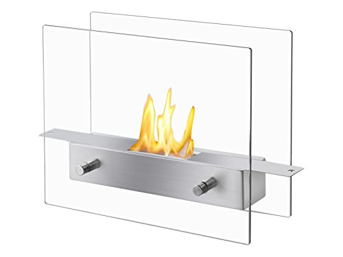 Portable Ventless Bio Ethanol Tabletop Fireplace - Tab | Ignis
