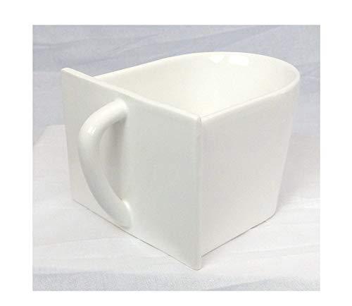 Küchenschütten Glasschütten Keramikschütten - 0,75 Ltr Farbe keramik2