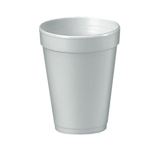 Dart® White Disposable Drinking Cups - 25pk - 16oz