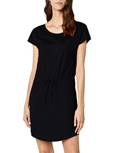 Only Onlmay S/s Dress Noos Vestido, Negro (Black), 38 (Talla del Fabricante: Small) para Mujer