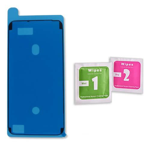 Infigo Klebepad schwarz passend für Apple iPhone 6S Kleber Adhesive Dichtung für Bildschirm Display und Rahmen Gehäuse (iPhone 6S, Schwarz)