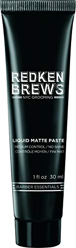 Redken Brews Liquid Matte Paste For Men, 1.7 Fl Oz
