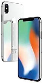 Apple iPhone X, 64GB, zilver (Refurbished)