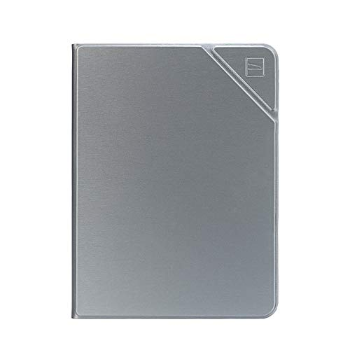 Tucano - Metal Funda protectiva para iPad Air 10.9' 2020, Compartimiento para Apple Pencil