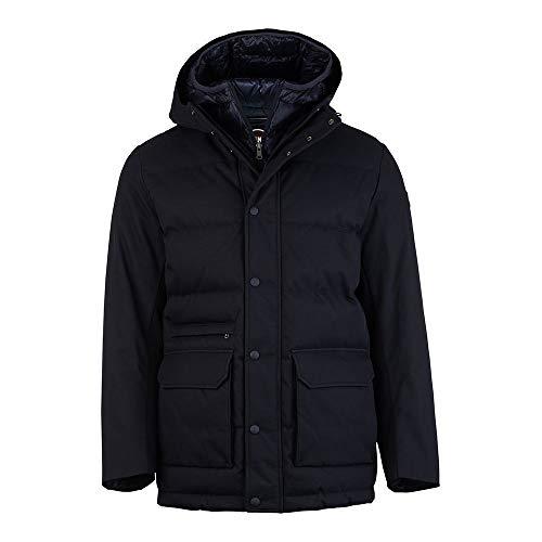 COLMAR Mens Down Jacket 1200 Riddle - Daunenjacke, Größe_Bekleidung_NR:58, Farbe:Navy