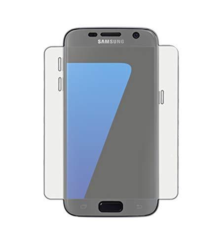 Kit Pelicula Curves Pro + Capa Transparente TPU para Samsung Galaxy S7, HPrime, Película Protetora de Tela para Celular, Transparente
