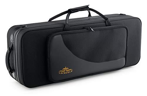 Lechgold maleta ligera para saxofón tenor