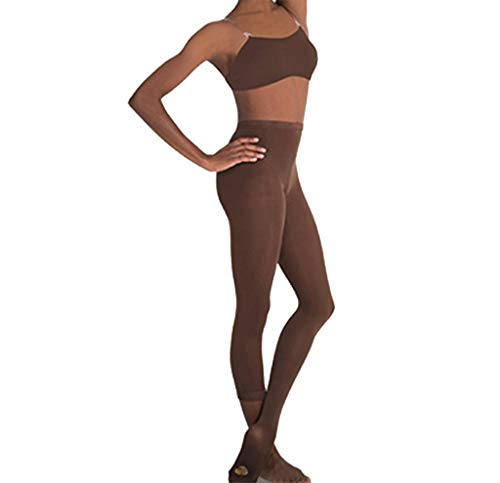 Body Wrappers Bra Womens Padded Convertible Halter Tank Style 274, 2X, Mocha