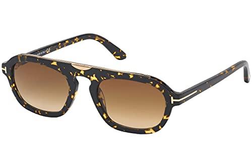 Tom Ford Hombre gafas de sol FT0736, 56F, 53