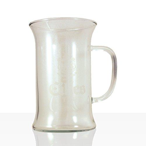 EILLES Teeglas dünnwandig, schickes Glas für Tee 0,2l, 6Stk