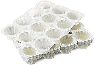 Betty Bossi Lot de 72 caissettes à muffins en papier de qualité supérieure