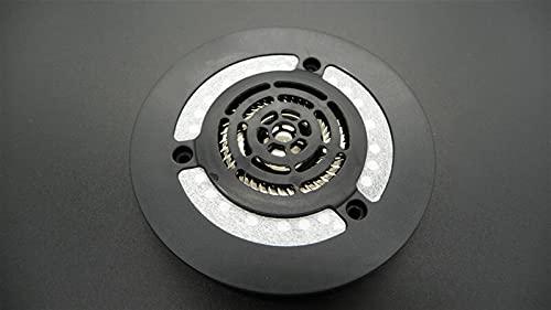ADUCI 2pcs 40 mm Altavoz para Auriculares para Onkyo ES-FC300 HiFi Confort