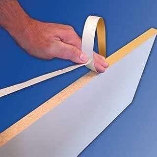 FastCap FE.SP.15/16-50.BL 15/16 x 50' FastEdge PVC Edgebanding, Black