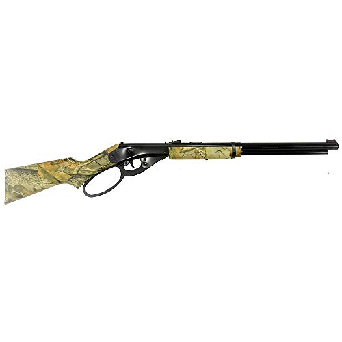 Daisy Large Loop Lever Action Camo BB Gun - Limited Edition 991999
