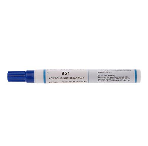 longsw 95110ml Löten Kolophonium Flux Pen Stift, low-solids non-clean für Solarzelle DIY