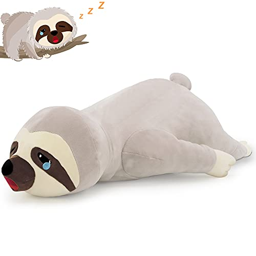 Plush Sloth Stuffed Animal Yawn