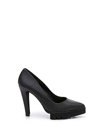 Cuplé 000097-005-000Damen Black schwarz High Heel Pumps Damen