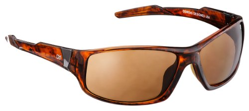 Dice Sport Sonnenbrille, brown crystal, D04834-5