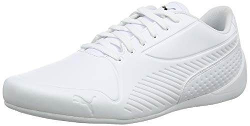 PUMA Unisex-Erwachsene Drift Cat 7S Ultra Sneaker, White White 02, 42.5 EU