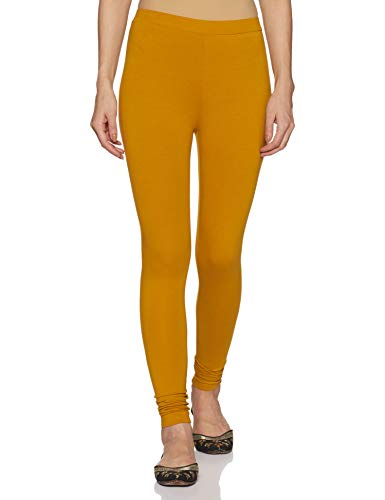 W for Women Tights (18FE60105-47560_Yellow_WP)