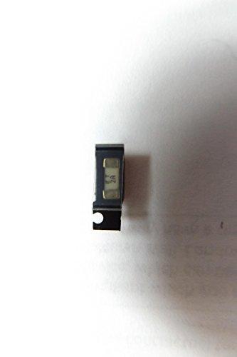 FEINSICHERUNG 2A 125 V SMD Antisurge T2A Nano2 Littlefuse 0452002.NRL Größe: 6,1 mm x 2,69 mm