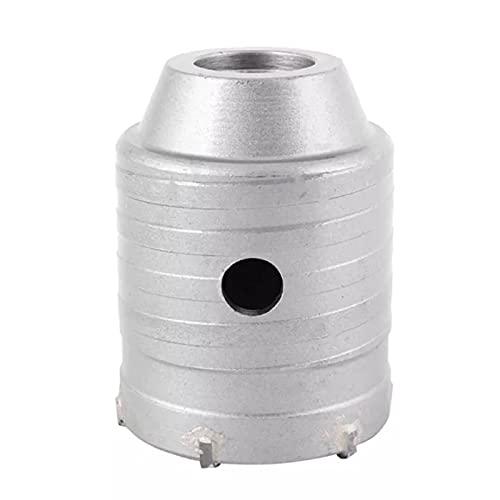 Tudinguk TCT de Carburo Sierra de Pared Broca Abridor con Broca Central para Ladrillo Pared Cemento (30mm)