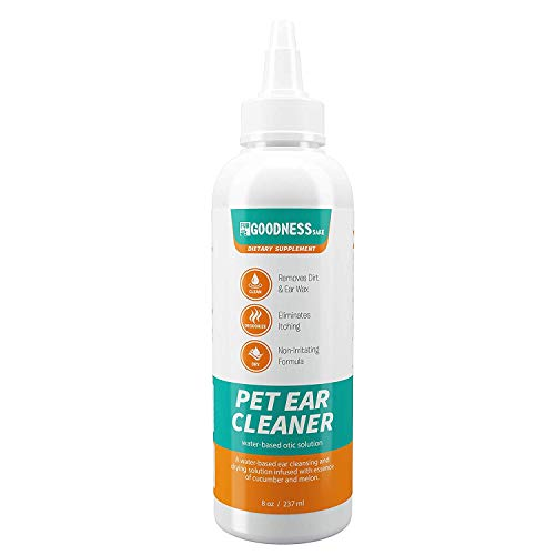 Dog Ear Cleaner for Infection