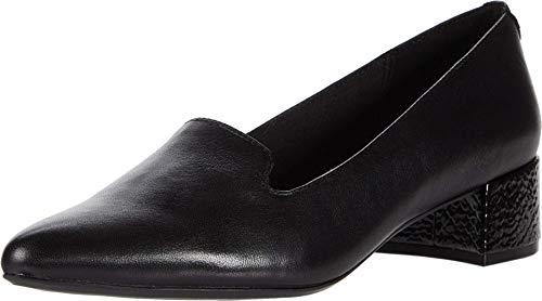 Anne Klein Kimbra Black Leather 7.5