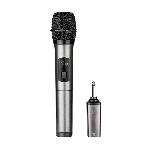 Wireless Microphone, ARCHEER Bluetooth Cordless Handheld Karaoke Microphone...