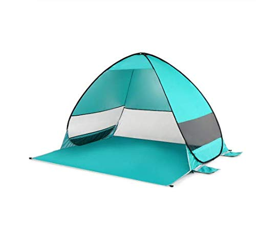 LIANPO Oudoor Windproof Automatic Pop Up Tent Waterproof Ultralight Camping Tent Canopy Sun Shelter for Beach Camping Fishing Hiking