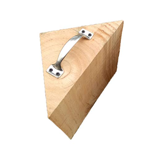 SZQ-Rampes Occluder en bois multifonctionnel, bord de bord de rampe d'étape de rampe d'accès de camion de réservoir d'autobus de voiture Rampes (Size : 30 * 30 * 15CM)