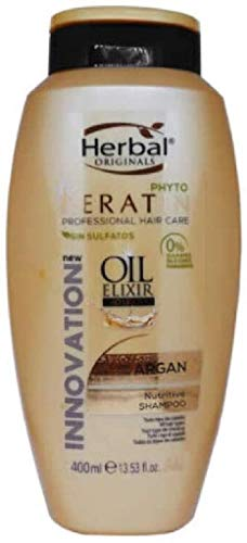 Herbal Essences Champú 400 ml