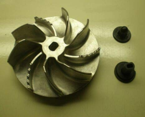 Best Review Of OEM Toro Electric Blower Vac Impeller Fan 114-9020, 108-8967 Magnesium New!!!