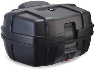 モトボワットBB リアボックス 47L ブラック BB47ADV トップケース 大容量 ツーリング バックレスト装備 持ち運び可能