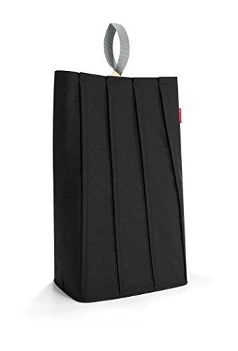 reisenthel laundrybag L black Maße: 45 x 65 x 24 cm , Volumen: 55 l