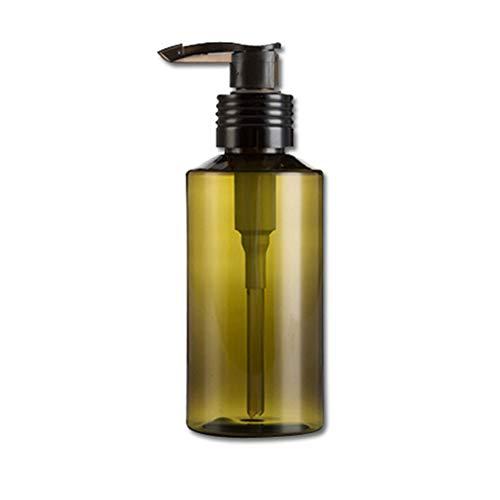 Druk meten Spray Fles - Lotion Shampoo Douche Gel Container Zeep Dispenser Navulbare Pomp Fles (150ml)