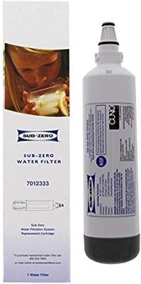 Sub Zero Water Filter 7012333 UC-15 Ice Maker Water Filter - Sub Zero 7012333 - (1-pack)
