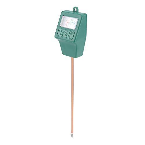 Duokon Higrómetro Sensor de Humedad, probador portátil del medidor de Humedad del Suelo para jardín, Granja, jardín, césped, Plantas, Flores, Vegetales