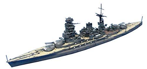 青島文化教材社 1/700 ウォーターラインシリーズ 日本海軍 戦艦 長門 1942 リテイク プラモデル 123
