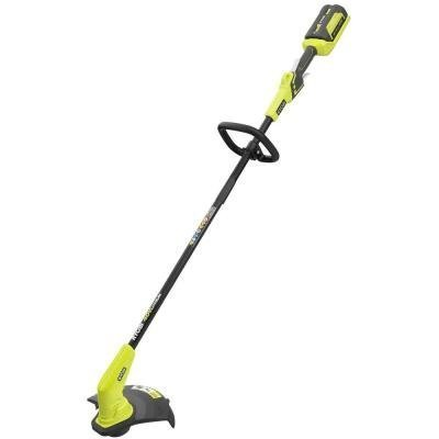 Check Out This Ryobi 40-Volt Lithium-Ion Cordless String Trimmer RY40204 2016 Model (Battery and Cha...